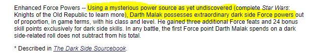 What if: SF Malak > Darth Sidious? Malak_10
