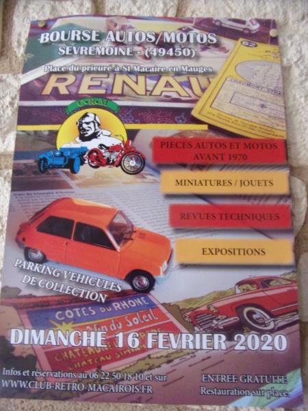 Bourse d'Echange CRM Saint Macaire en Mauges Février 2020 105_2810