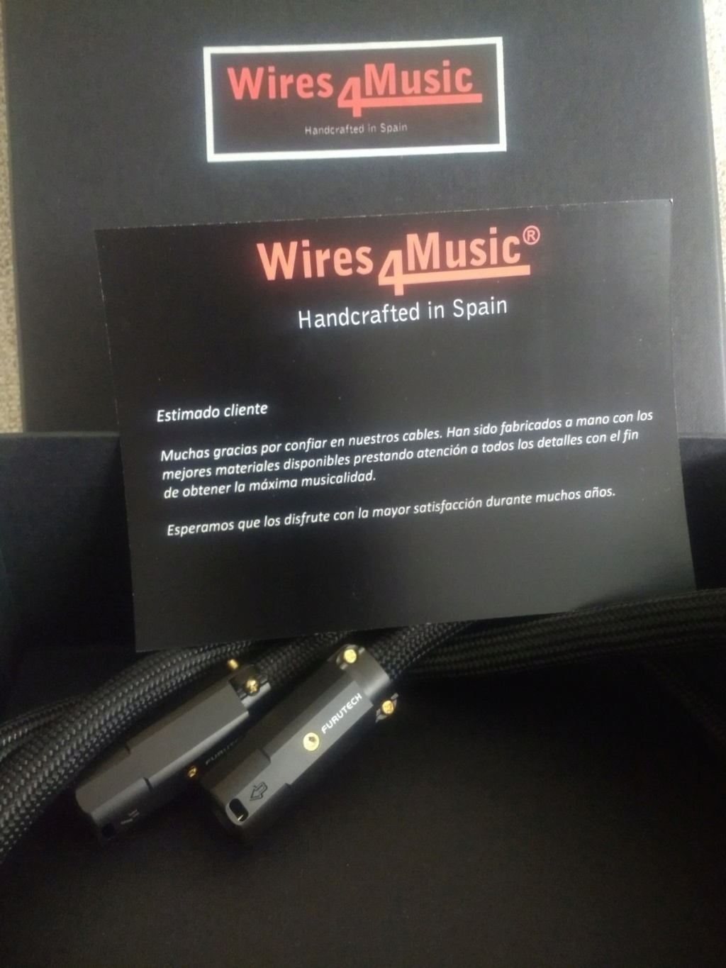 Wires 4 Music - Serie OSIRIS Img_2018