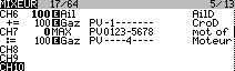 double fonction manche de gaz Screen23