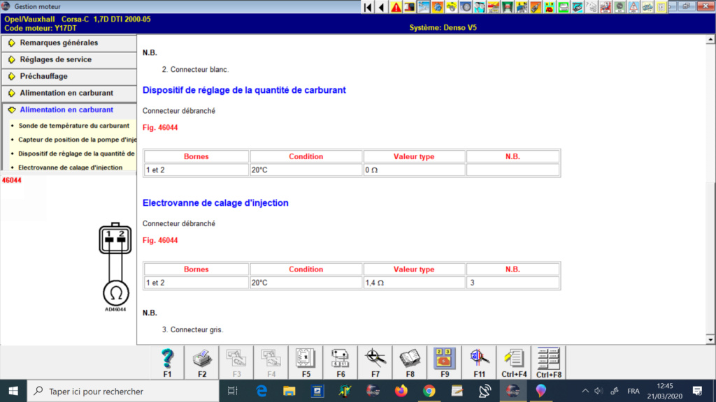 probleme pompe a injection corsa 1.7 DTI - Page 3 Contro10