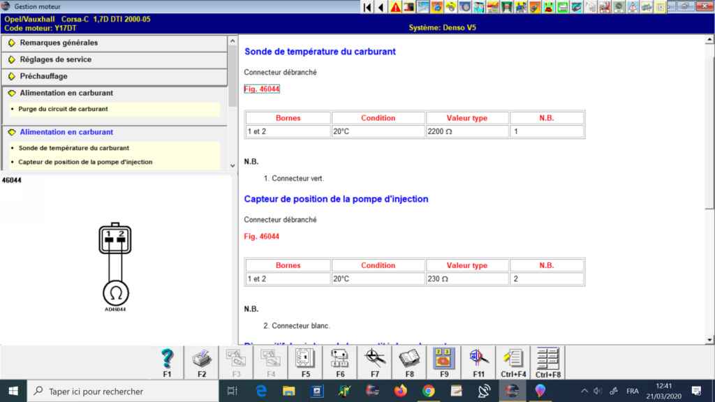 probleme pompe a injection corsa 1.7 DTI - Page 3 Contro11
