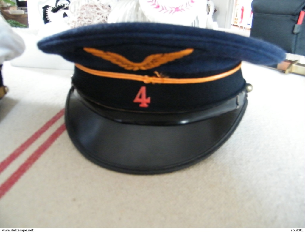 Armée de l'air casquette troupe 29-35 030_0016