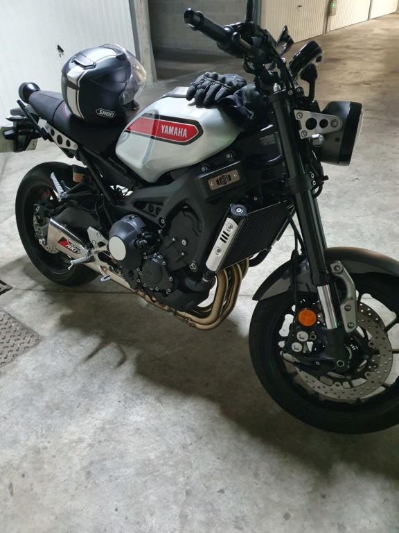 Forum sur le CP3 de Yamaha : MT-09, Tracer 900, XSR 900 et Niken. - Portail 20200114