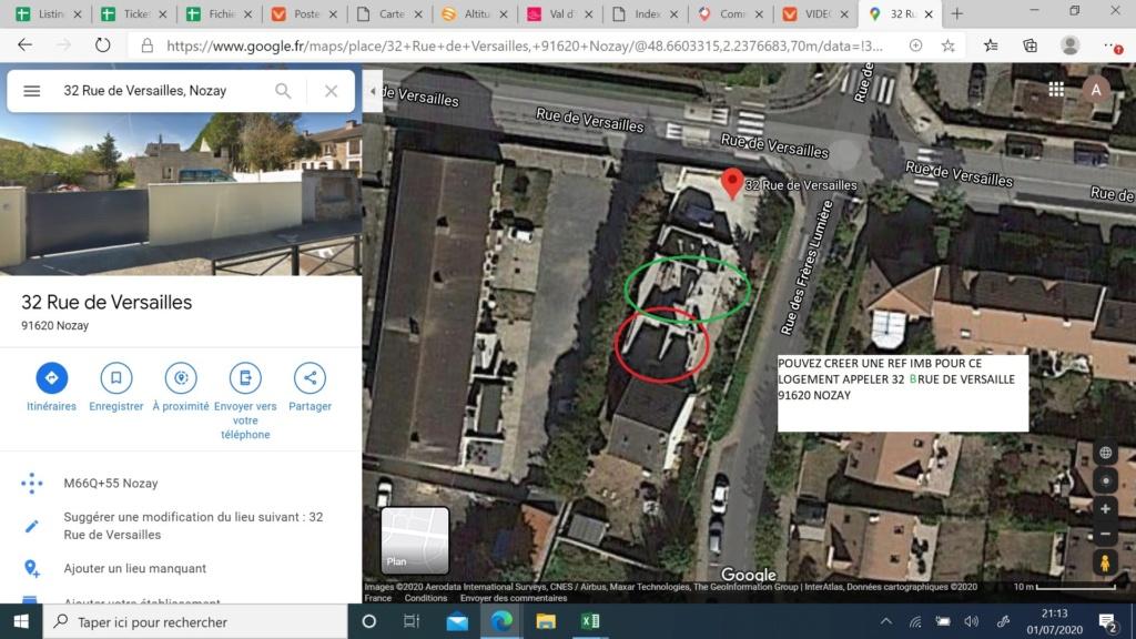 COVAGE: TUTOR EUROPE ESSONNE 32B RUE DE VERSAILLE 91620 NOZAY (DEMANDE CREATION IMB) Nozay11
