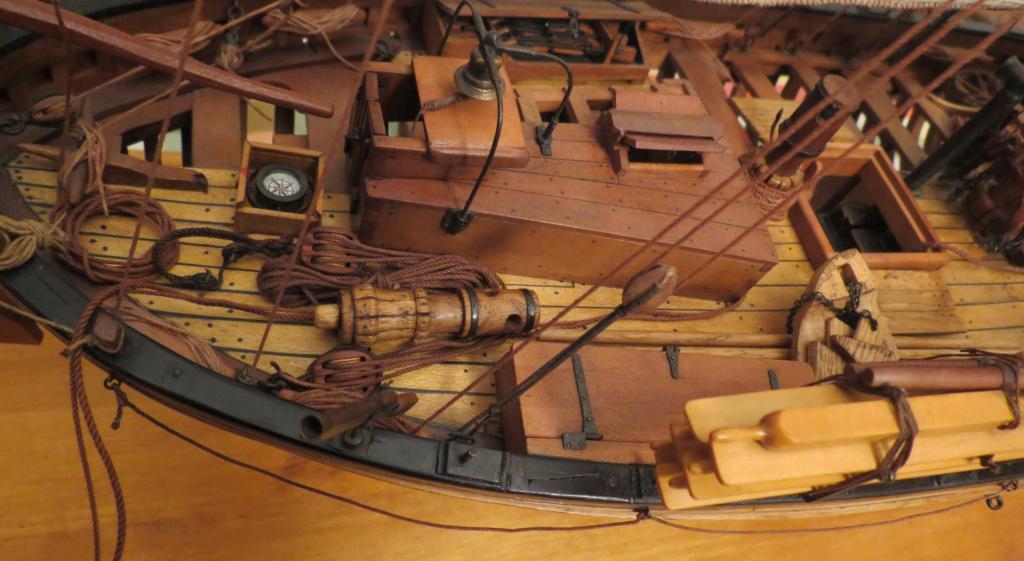 Corallina (paranzella) armata in guerra (pezzo in ferro da 18 libbre) - Marina Napoletana (flottiglia) 1811 - scala 1:24 - di Riccardo Mattera - Pagina 10 Img_4350