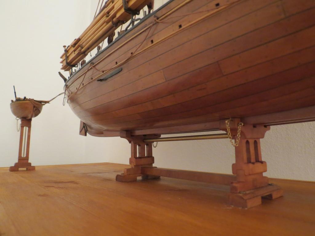 Corallina (paranzella) armata in guerra (pezzo in ferro da 18 libbre) - Marina Napoletana (flottiglia) 1811 - scala 1:24 - di Riccardo Mattera - Pagina 10 Img_4410