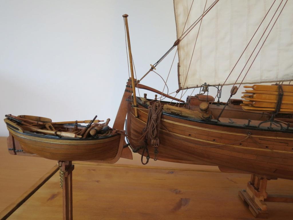 Corallina (paranzella) armata in guerra (pezzo in ferro da 18 libbre) - Marina Napoletana (flottiglia) 1811 - scala 1:24 - di Riccardo Mattera - Pagina 10 Img_4413