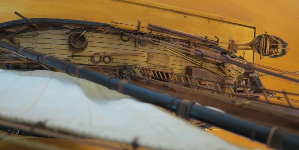 Corallina (paranzella) armata in guerra (pezzo in ferro da 18 libbre) - Marina Napoletana (flottiglia) 1811 - scala 1:24 - di Riccardo Mattera - Pagina 10 Img_4425