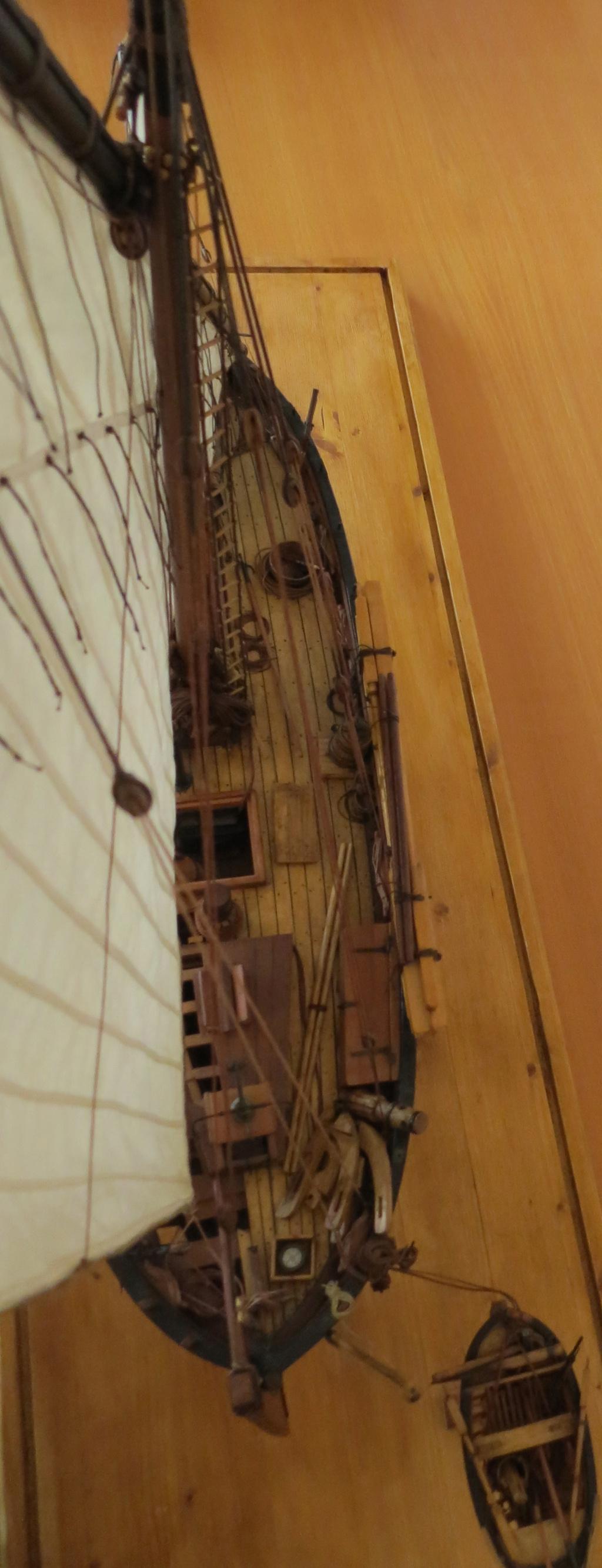 Corallina (paranzella) armata in guerra (pezzo in ferro da 18 libbre) - Marina Napoletana (flottiglia) 1811 - scala 1:24 - di Riccardo Mattera - Pagina 10 Img_4428