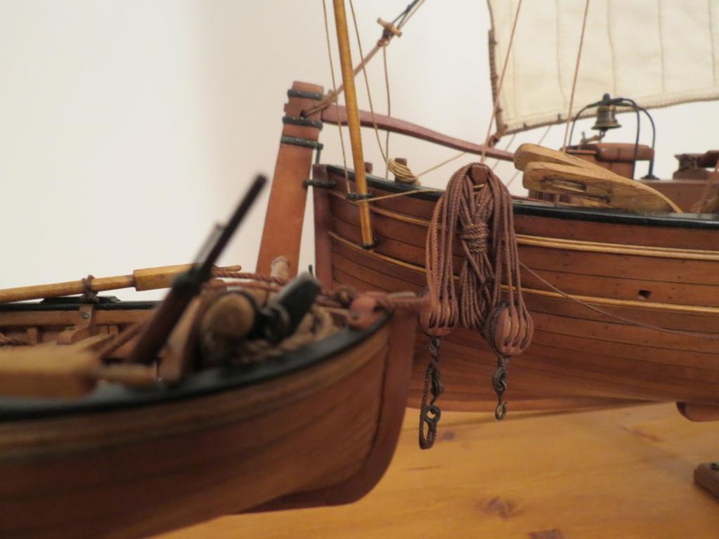 Corallina (paranzella) armata in guerra (pezzo in ferro da 18 libbre) - Marina Napoletana (flottiglia) 1811 - scala 1:24 - di Riccardo Mattera - Pagina 10 Img_4511