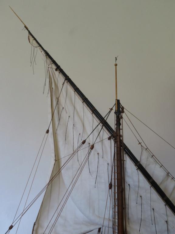 Corallina (paranzella) armata in guerra (pezzo in ferro da 18 libbre) - Marina Napoletana (flottiglia) 1811 - scala 1:24 - di Riccardo Mattera - Pagina 10 Img_4546