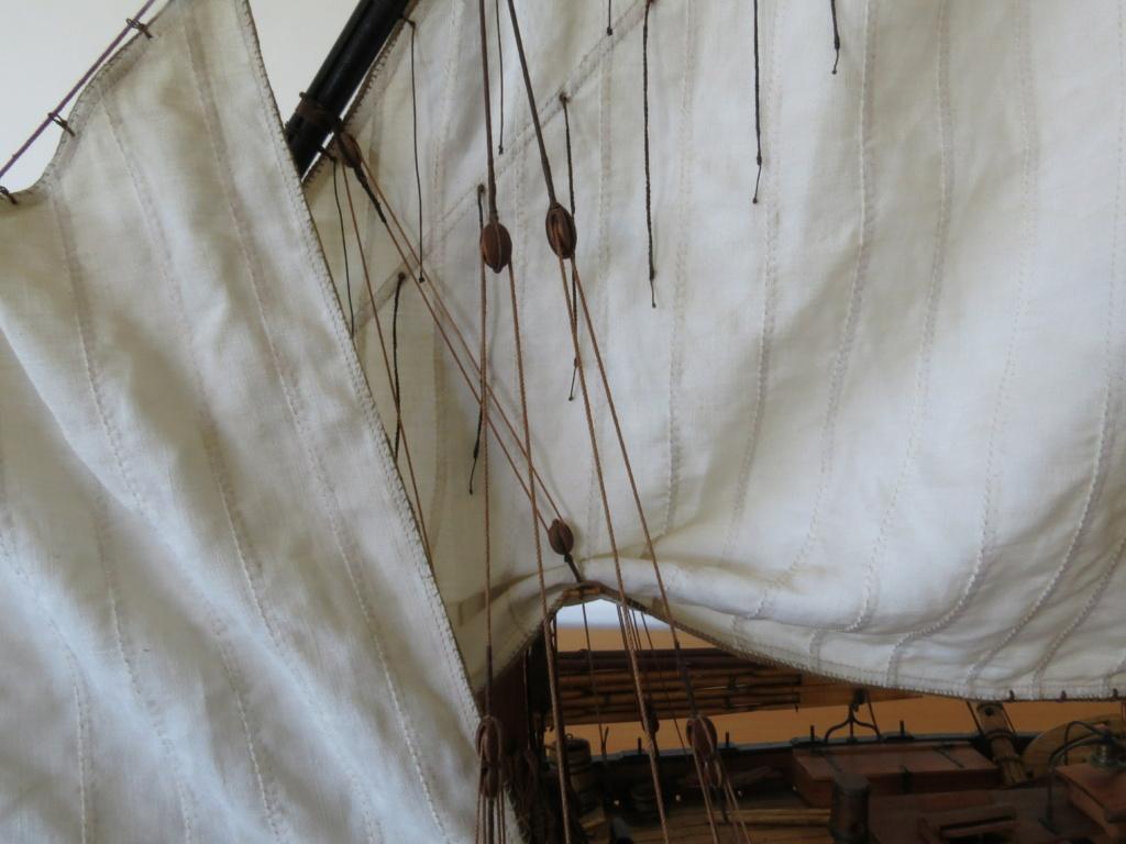 Corallina (paranzella) armata in guerra (pezzo in ferro da 18 libbre) - Marina Napoletana (flottiglia) 1811 - scala 1:24 - di Riccardo Mattera - Pagina 10 Img_4549