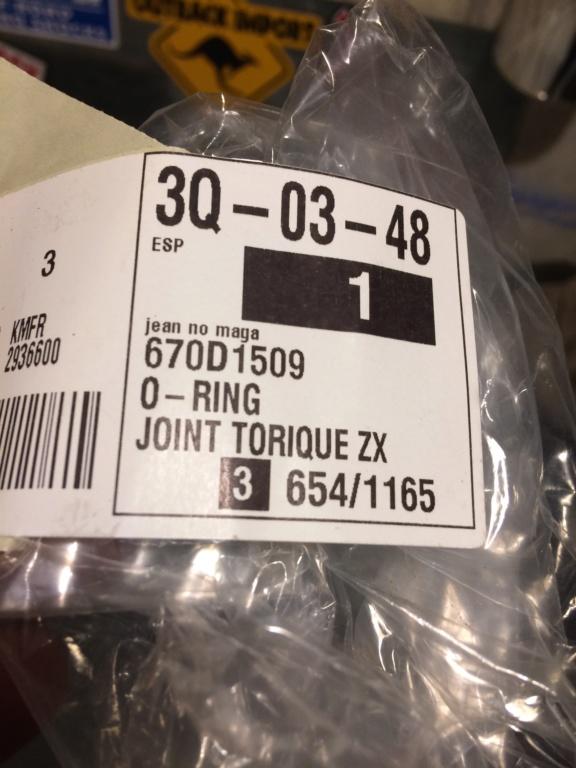 800 VN - Changement Joint torique de pompe à eau  Fcf2db10