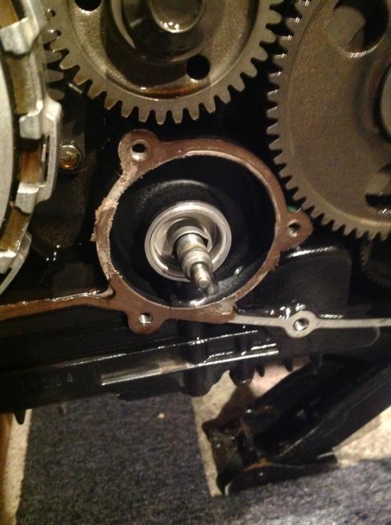 800 VN - Changement Joint torique de pompe à eau  Img_1034
