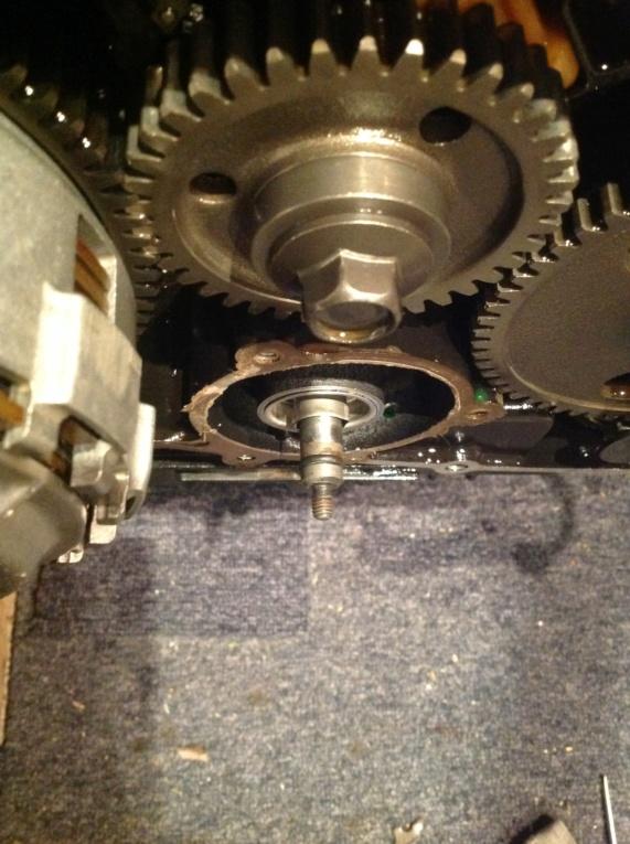 800 VN - Changement Joint torique de pompe à eau  Img_1035