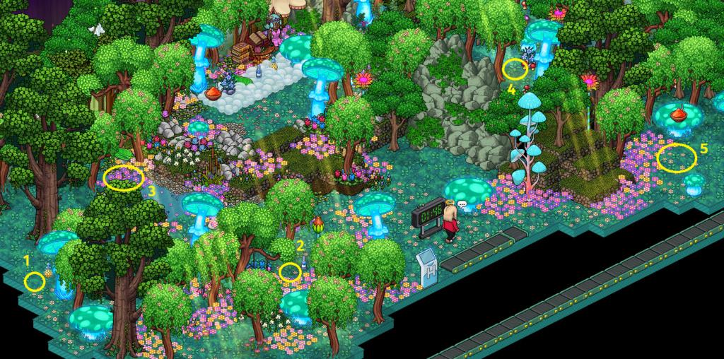 Soluzione gioco Foresta di Funghi Rkr88w10