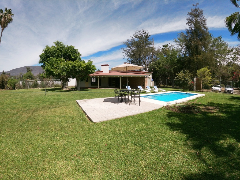 Long term rent for house in Roca Azul subdivision (10 minutes away from Jocotepec). Gopr0612