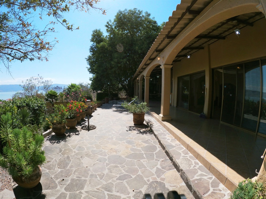 Lovely house with casita west of Ajijic. Available for rent short or long term. Gopr0910
