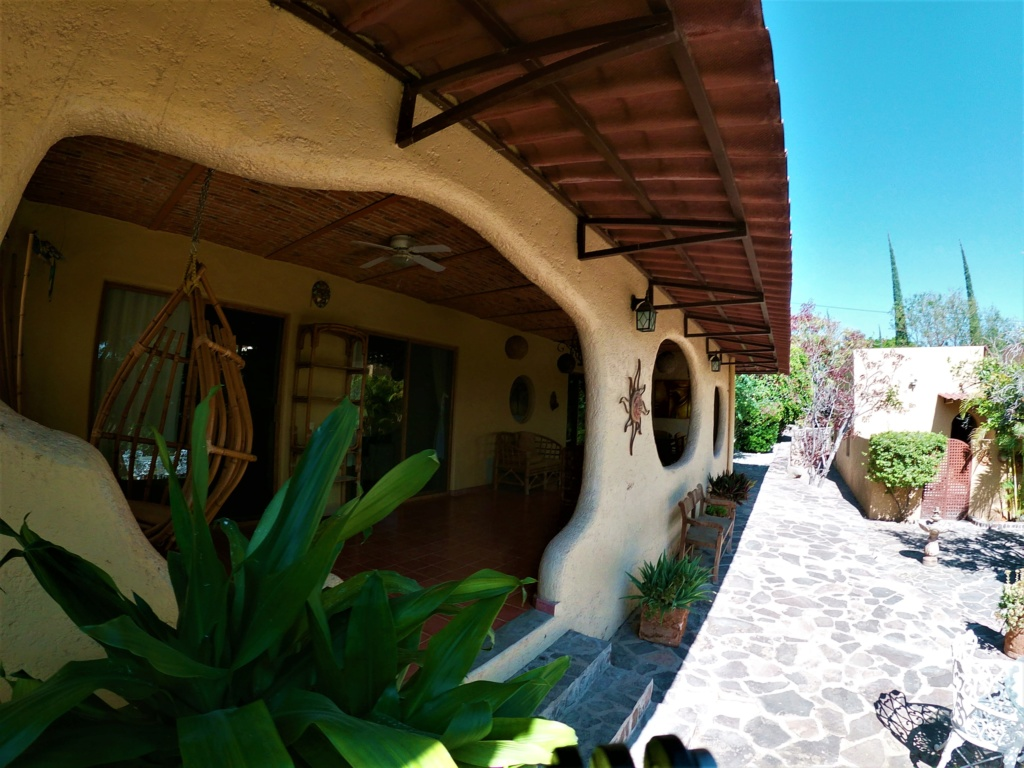 Lovely house with casita west of Ajijic. Available for rent short or long term. Gopr1010