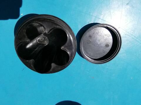 Boite bakélite pour 6 cartouches Leuchtpistole 34 Img_1247
