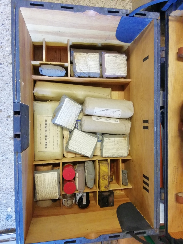 Caisse sanitaire, sanitatskasten  Img_2232