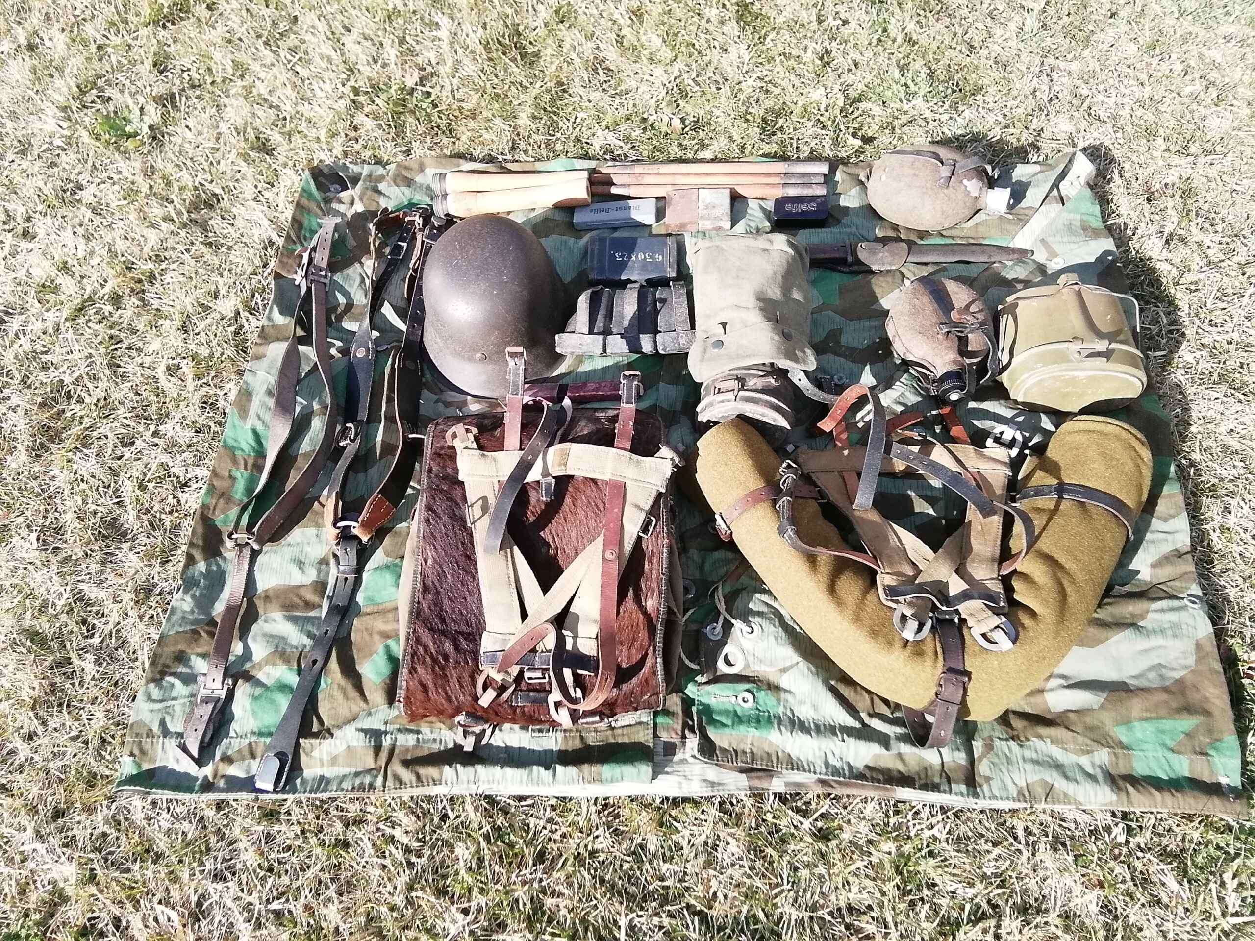 Équipements de mon fantassin de la wehrmacht  Img_2806