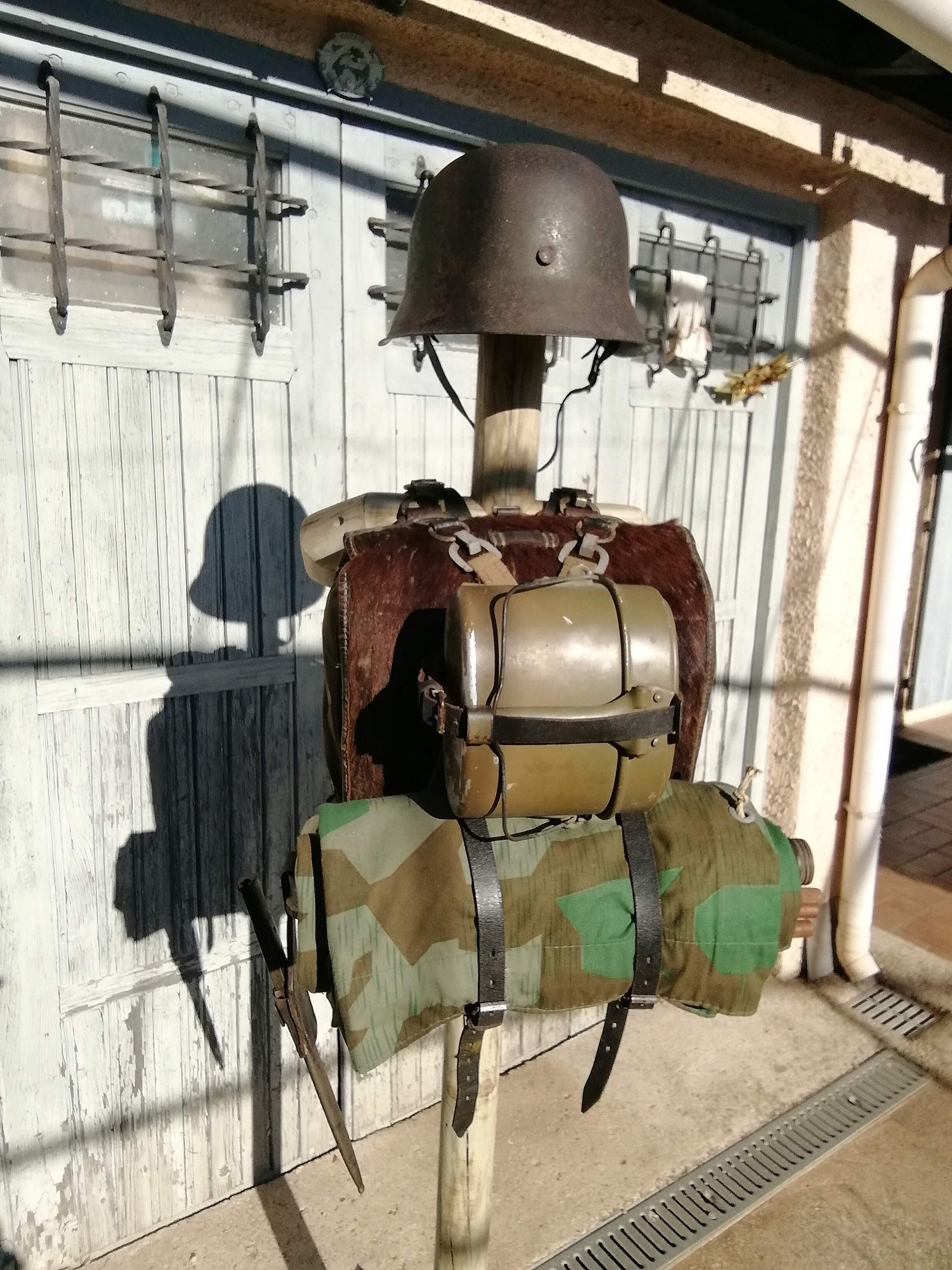 Équipements de mon fantassin de la wehrmacht  Img_2838