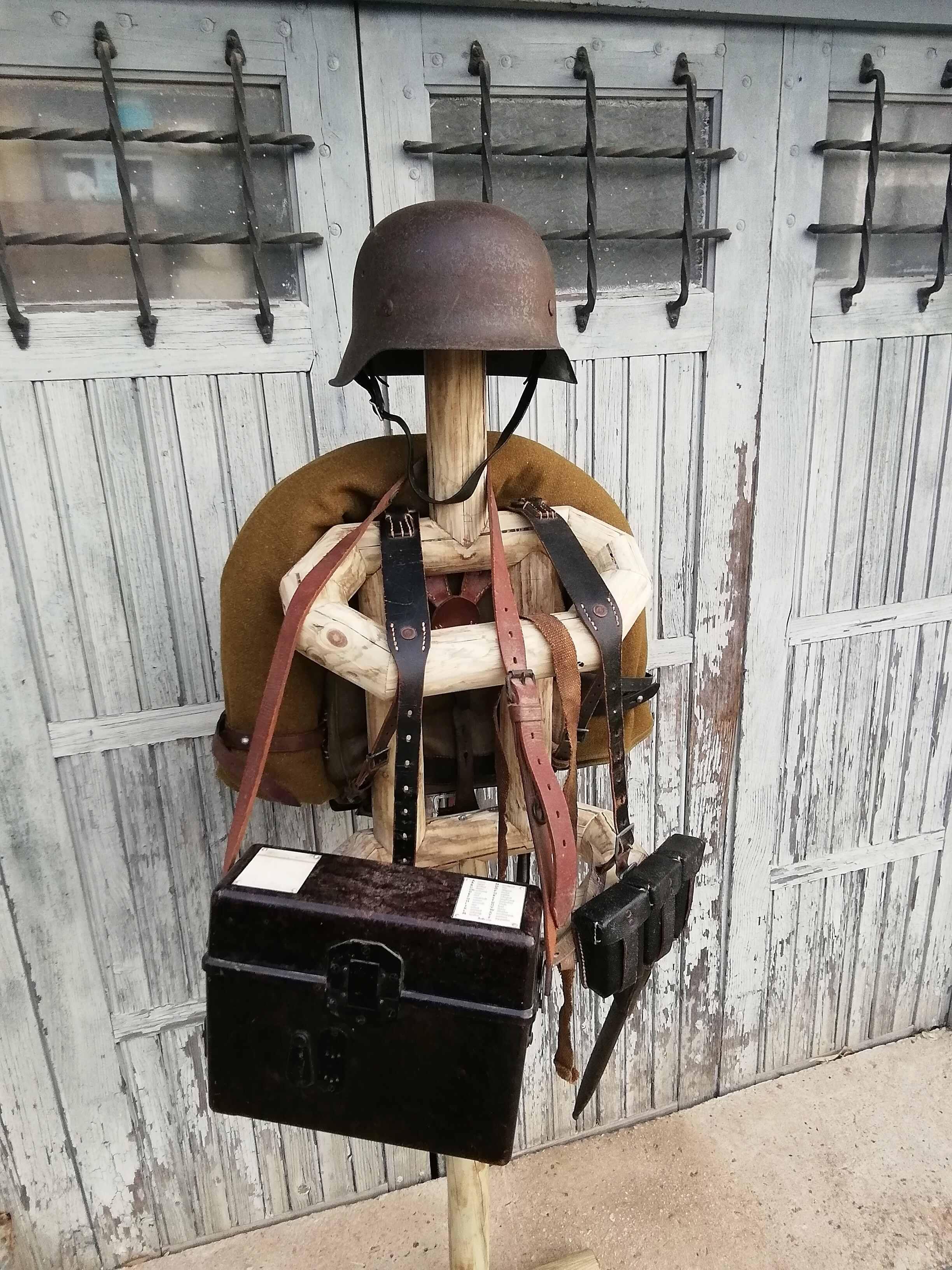 Équipements de mon fantassin de la wehrmacht  Img_2904