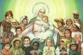 7 Églises d'Apocalypse c'est toute humanité maintenant pour l'Arc-en-Ciel de Noé Notred14
