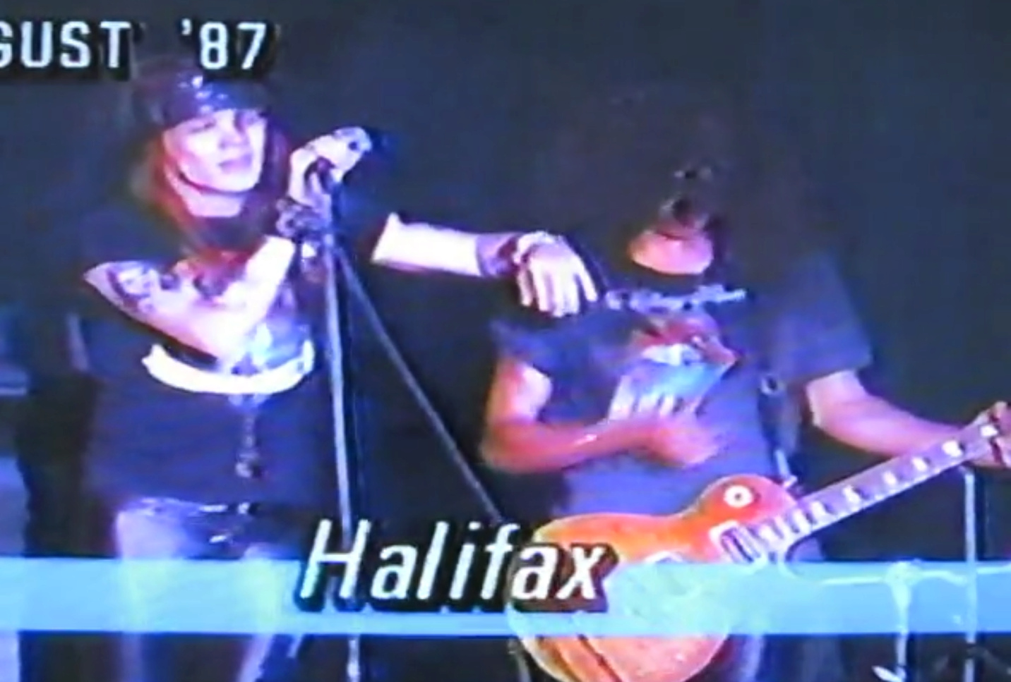 1987.08.17 - Much Music - Interview with Duff and Steven Halifa10