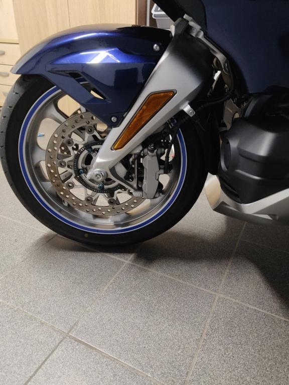 Liserets réfléchissants pour moto Lisere10