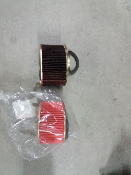 Resumen mantenimiento 9.000 Km´s ( ZAHARA 125 ) Filtro13