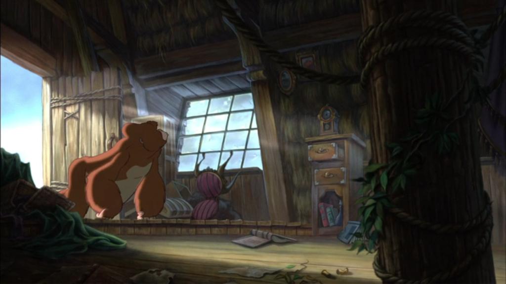 Connaissez vous bien les Films d' Animation Disney ? - Page 35 Tarzan10