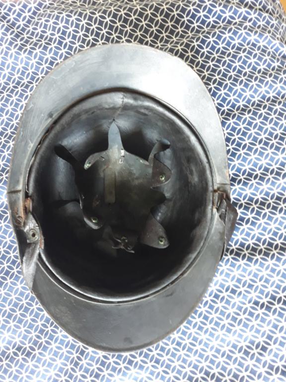 Restauration casque adrian ml15 20200720