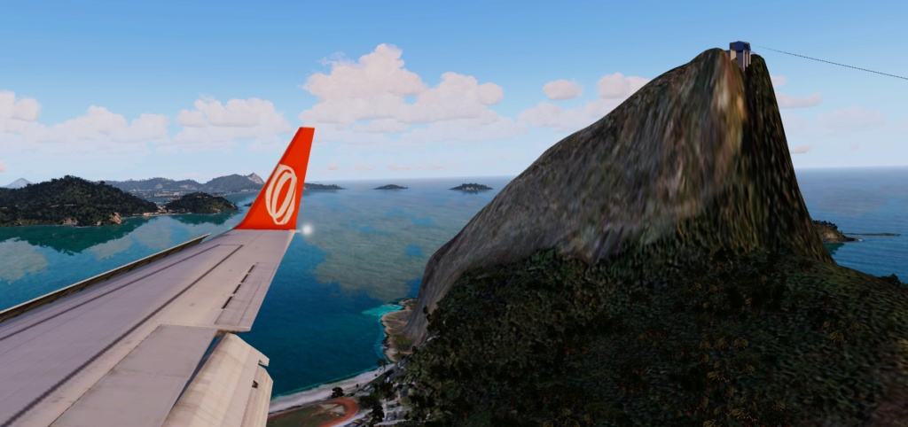 Cabo Frio/Rio de Janeiro no GOL 737 800 Ddddss10