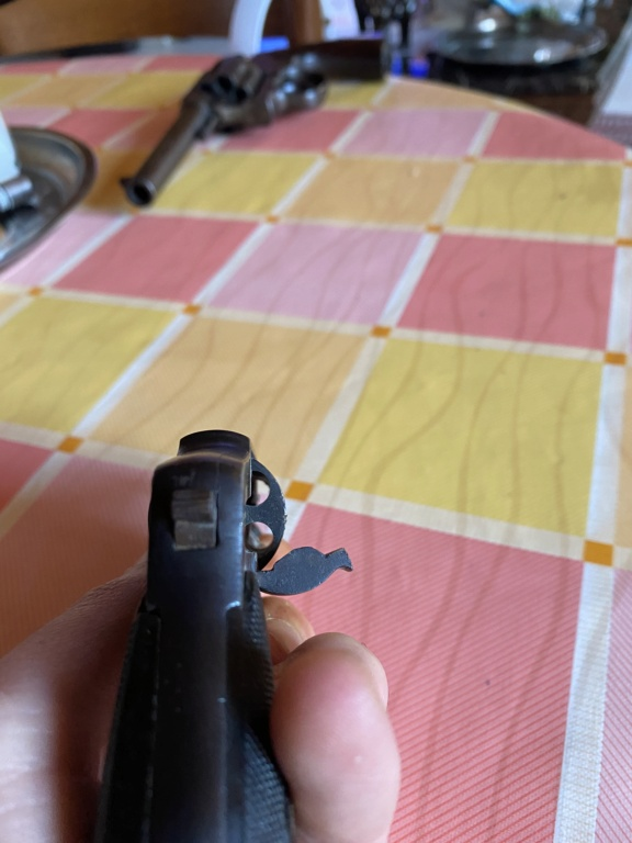 Revolver bulldog hamerless 2c057f10