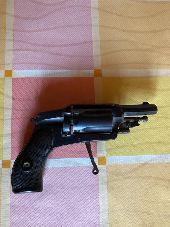 Revolver bulldog hamerless 2e939c10