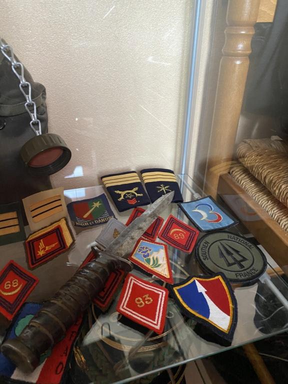 Vitrine décoration militaire 4af39a10