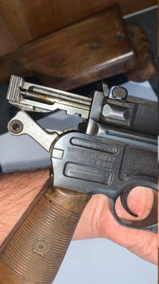Estimation Mauser C96 8c542e10