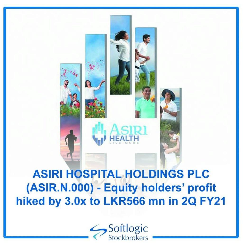 ASIRI HOSPITAL HOLDING PLC 12161910