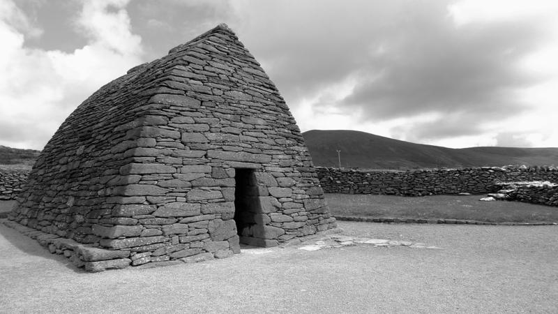 Oratoire de Gallarus ( Irlande ) Oratoi10