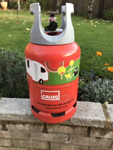 Calor Lite 6kg gas bottle 3ed9c010