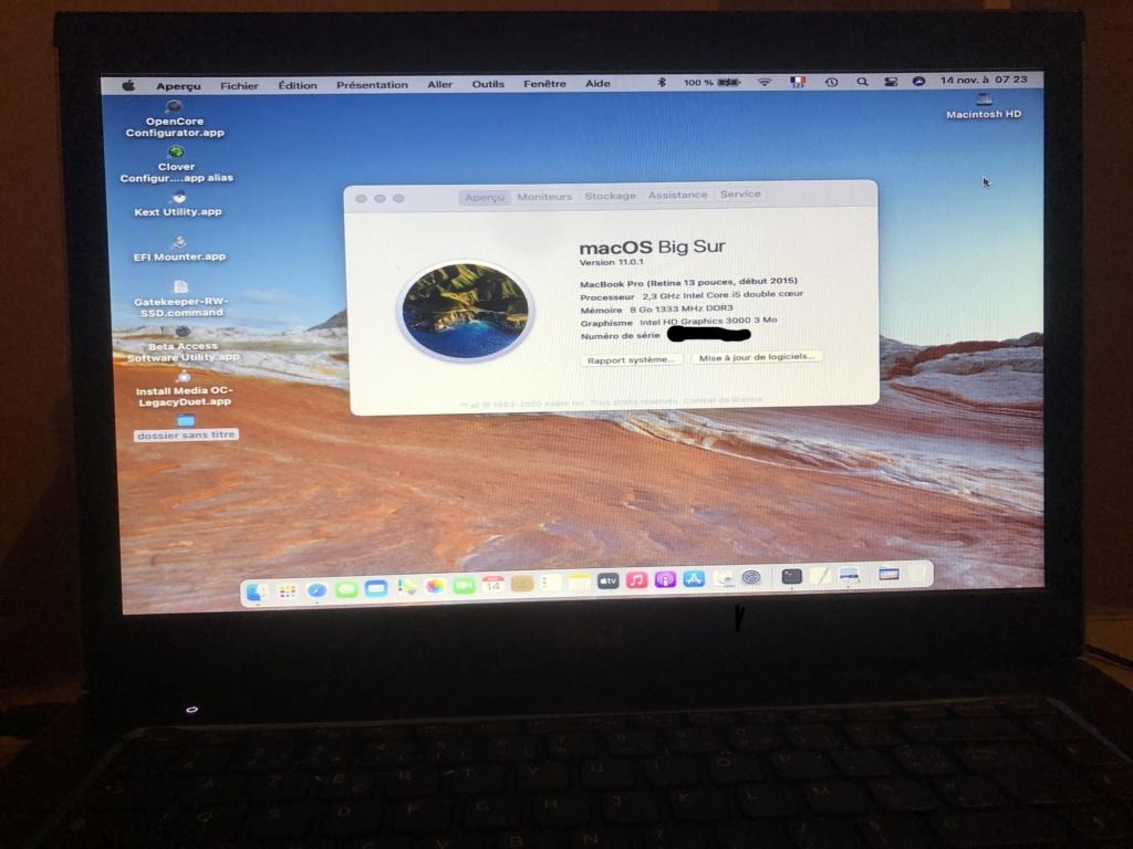 Intel Graphics HD 3000 Big Sur Img_0012