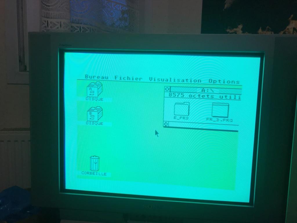 Problème affichage Atari STe  Img_0311