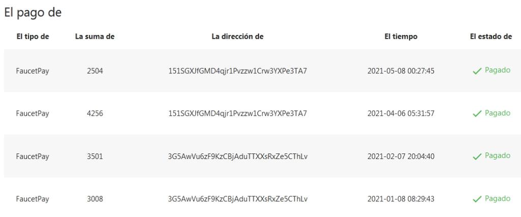 [PAGANDO] ADBTC- Standard- Refback 80% - Mínimo 2000 satoshi Recibido Pago 1$ Adbtc_10