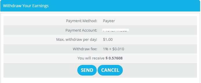 [PAGANDO] RUDZ-STARCLIX - Standard - Refback 80% - Mínimo 1$  (Regala $0.10 en compras) Recibido Pago 2$ Rudz111