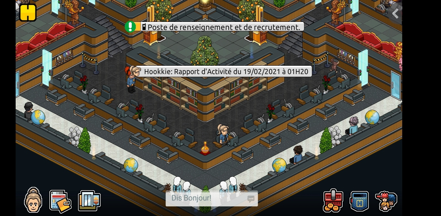 [P.N] Rapports d'activités de Hookkie  Screen14