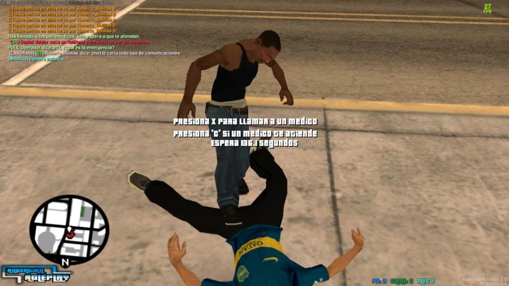 Reporte por Kill Img-2010
