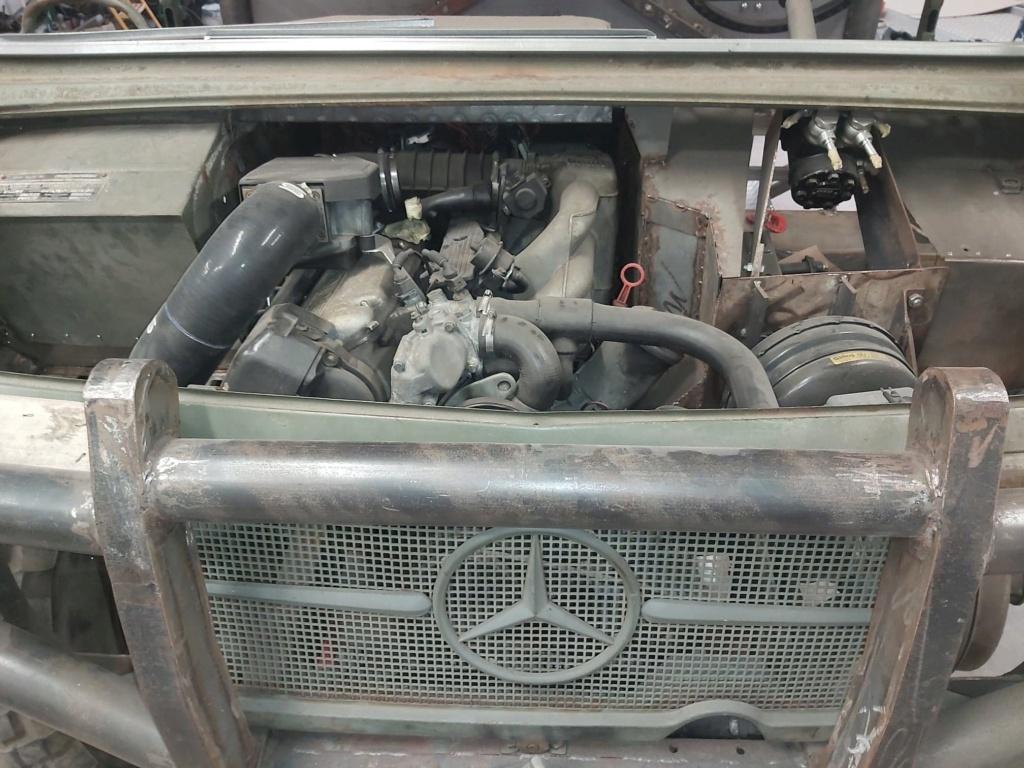 Cloche d'embrayage : Unimog 404 Swap Bmw 730i 19394910